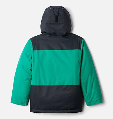 Boys' Lightning Lift™ Jacket Lightning Lift™ Jacket | 433 | XL, Emerald Green, Black, back
