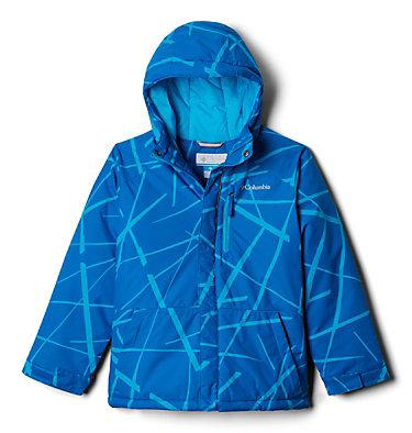 Manteau Lightening Lift pour garçon Lightning Lift™ Jacket | 617 | XS, Ocean Blue Spider Streets, front