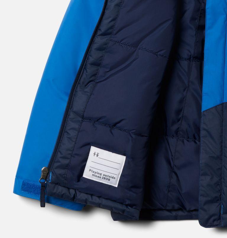 Lightning Lift™ Jacket | 432 | XL Boys' Lightning Lift™ Jacket, Bright Indigo, Collegiate Navy, a1