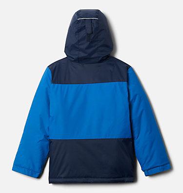 Boys' Lightning Lift™ Jacket Lightning Lift™ Jacket | 433 | XL, Bright Indigo, Collegiate Navy, back