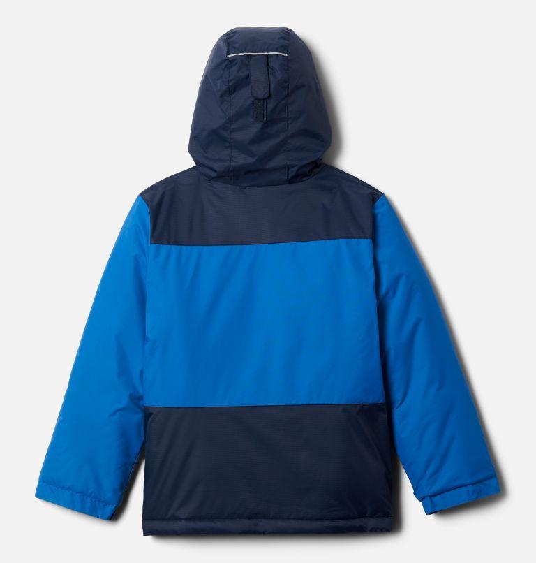 Lightning Lift™ Jacket | 432 | XL Boys' Lightning Lift™ Jacket, Bright Indigo, Collegiate Navy, back