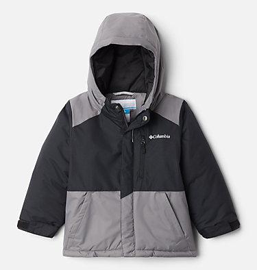 Boys' Toddler Lightning Lift™ Jacket Lightning Lift™ Jacket | 432 | 4T, Black, City Grey, front