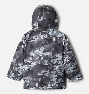 Boys' Toddler Lightning Lift™ Jacket Lightning Lift™ Jacket | 021 | 2T, Shark Brushed Camo Print, back