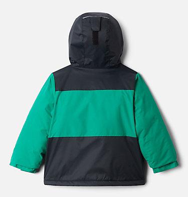 Boys' Toddler Lightning Lift™ Jacket Lightning Lift™ Jacket | 021 | 2T, Emerald Green, Black, back