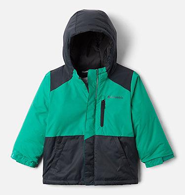 Boys' Toddler Lightning Lift™ Jacket Lightning Lift™ Jacket | 374 | 4T, Emerald Green, Black, front