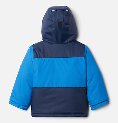 Boys' Toddler Lightning Lift™ Jacket Lightning Lift™ Jacket | 432 | 4T, Bright Indigo, Collegiate Navy, back