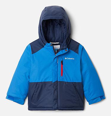 Boys' Toddler Lightning Lift™ Jacket Lightning Lift™ Jacket | 021 | 2T, Bright Indigo, Collegiate Navy, front