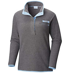 Women's PFG Harborside™ Fleece Pullover – Plus Size