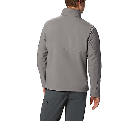 Men's Ascender™ Softshell Jacket Ascender™ Softshell Jacket | 664 | L, Boulder, back