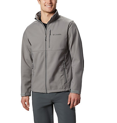 Men's Ascender™ Softshell Jacket Ascender™ Softshell Jacket | 664 | L, Boulder, front