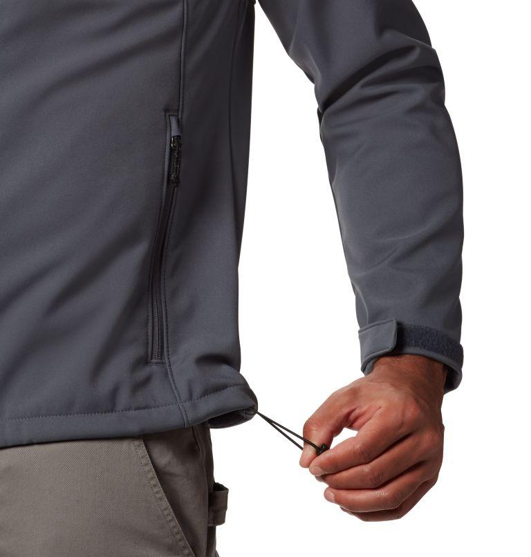 Ascender™ Softshell Jacket | 053 | XXL Men's Ascender™ Softshell Jacket, Graphite, a1