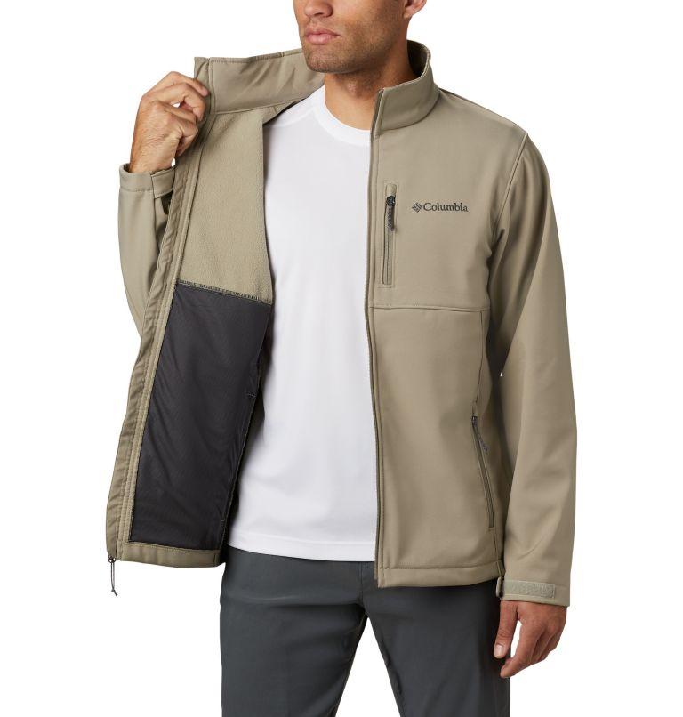 Ascender™ Softshell Jacket | 222 | S Men's Ascender™ Softshell Jacket, Tusk, a3