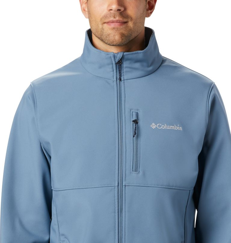 Ascender™ Softshell Jacket | 441 | XL Men's Ascender™ Softshell Jacket, Mountain, a1