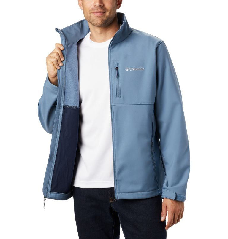 Ascender™ Softshell Jacket | 441 | XL Men's Ascender™ Softshell Jacket, Mountain, a3