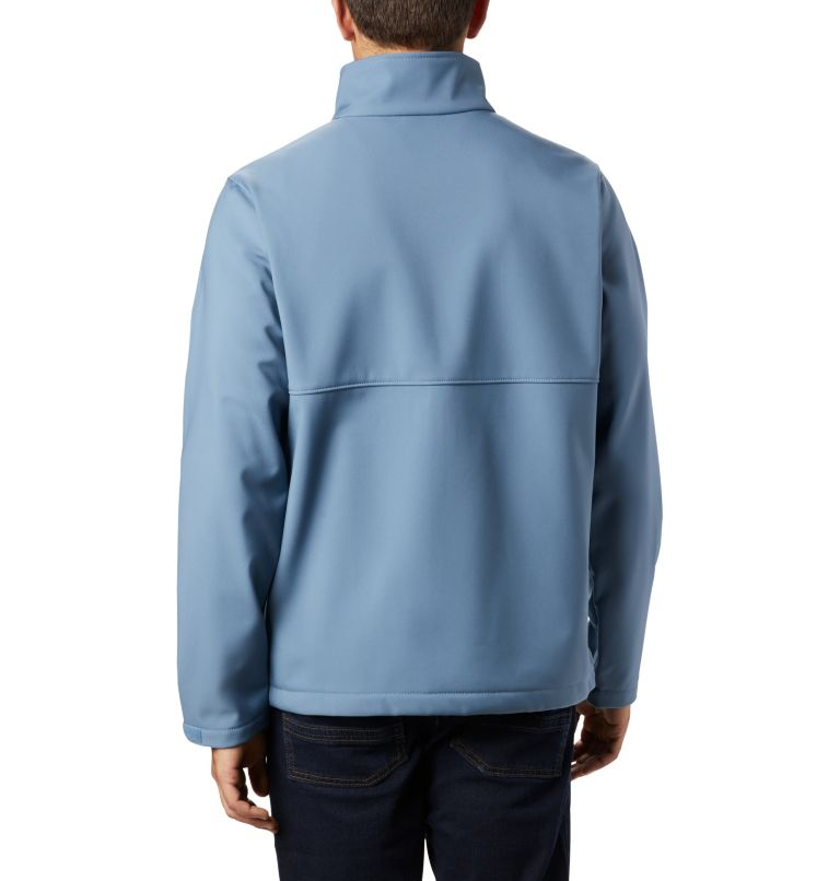 Ascender™ Softshell Jacket | 441 | XL Men's Ascender™ Softshell Jacket, Mountain, back