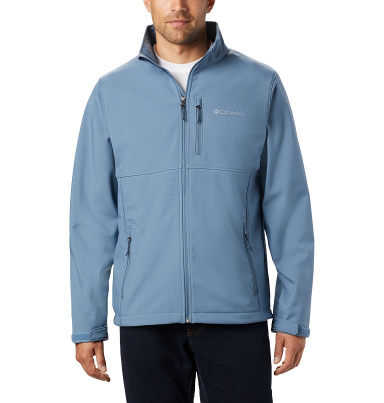 Ascender™ Softshell Jacket | 441 | XL Men's Ascender™ Softshell Jacket, Mountain, front