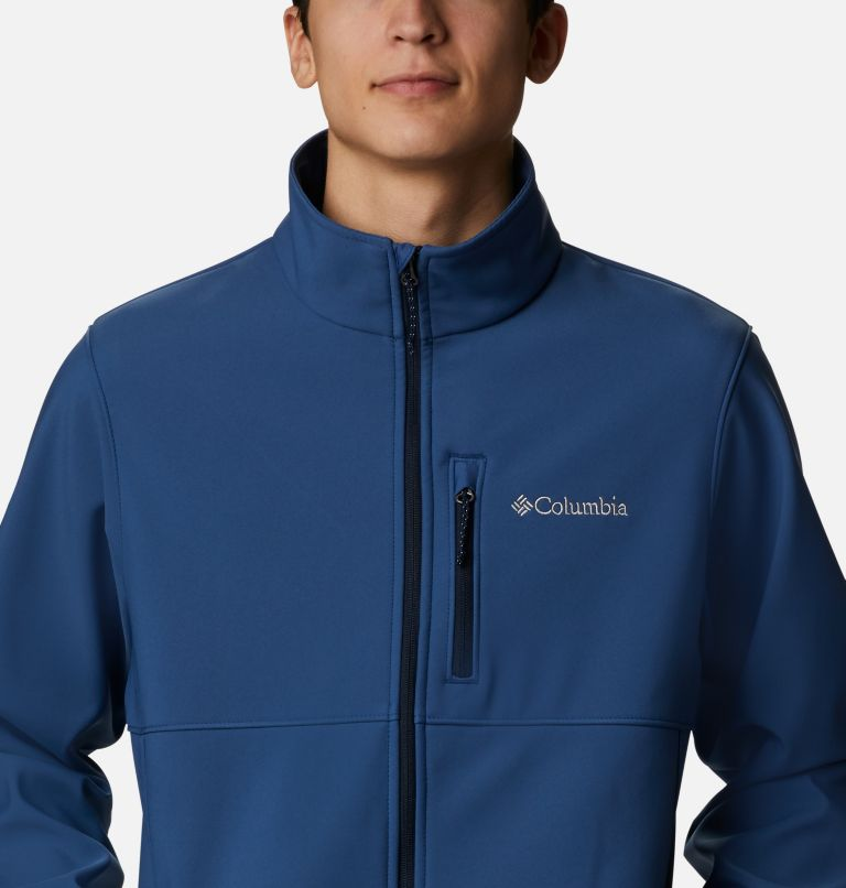 Ascender™ Softshell Jacket | 453 | L Men's Ascender™ Softshell Jacket, Night Tide, a2
