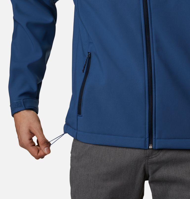 Ascender™ Softshell Jacket | 453 | L Men's Ascender™ Softshell Jacket, Night Tide, a4