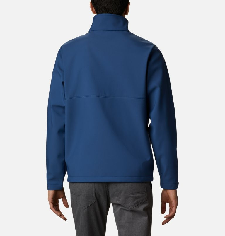 Ascender™ Softshell Jacket | 453 | L Men's Ascender™ Softshell Jacket, Night Tide, back