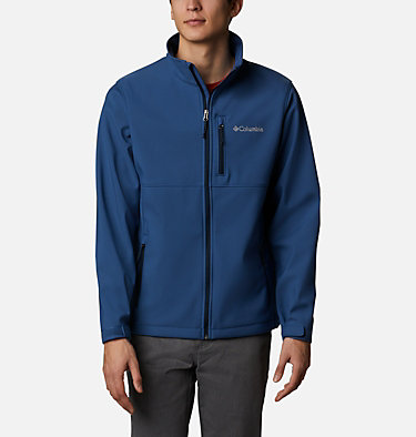 Coquille souple Ascender™ pour homme Ascender™ Softshell Jacket | 453 | M, Night Tide, front