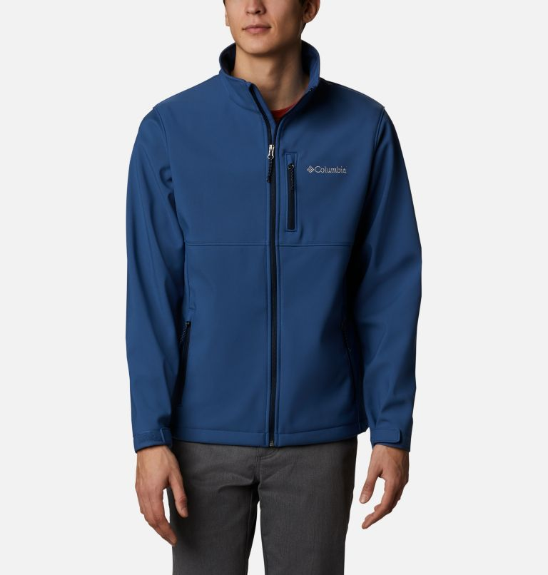 Ascender™ Softshell Jacket | 453 | L Men's Ascender™ Softshell Jacket, Night Tide, front