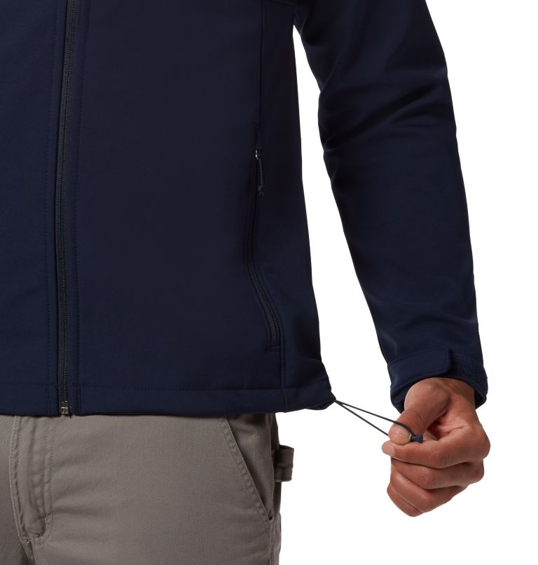Ascender™ Softshell Jacket | 464 | L Men's Ascender™ Softshell Jacket, Collegiate Navy, a2