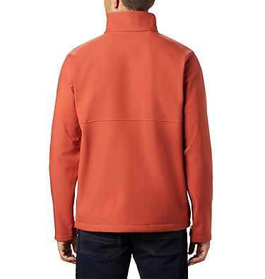 Men's Ascender™ Softshell Jacket Ascender™ Softshell Jacket | 664 | L, Carnelian Red, back