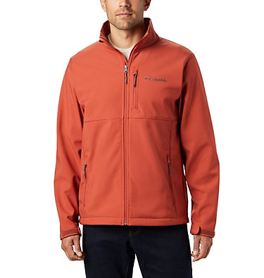 Men's Ascender™ Softshell Jacket Ascender™ Softshell Jacket | 664 | L, Carnelian Red, front