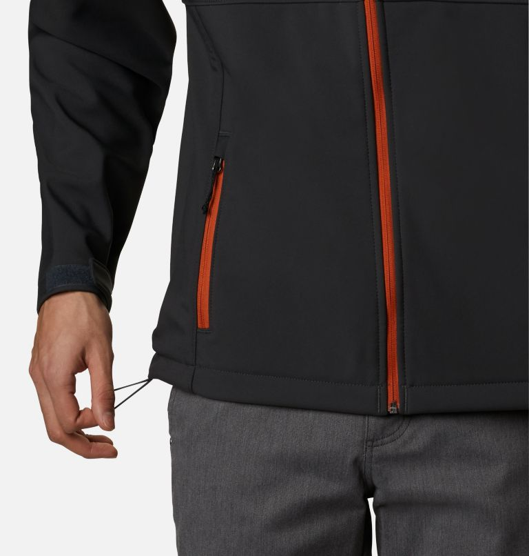 Men's Ascender™ Softshell Jacket - Big Men's Ascender™ Softshell Jacket - Big, a4