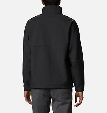 Men's Ascender™ Softshell Jacket - Big Ascender™ Softshell Jacket | 009 | 1X, Shark, back