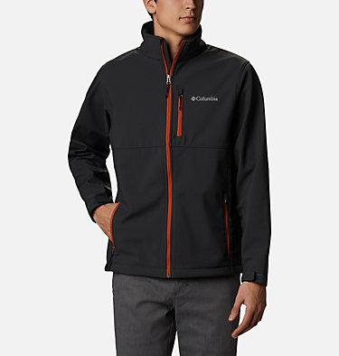 Men's Ascender™ Softshell Jacket - Big Ascender™ Softshell Jacket | 009 | 1X, Shark, front