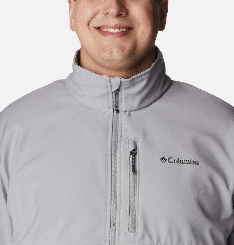 Men's Ascender™ Softshell Jacket - Big Men's Ascender™ Softshell Jacket - Big, a2