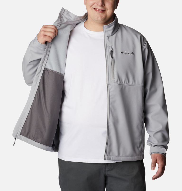 Men's Ascender™ Softshell Jacket - Big Men's Ascender™ Softshell Jacket - Big, a3