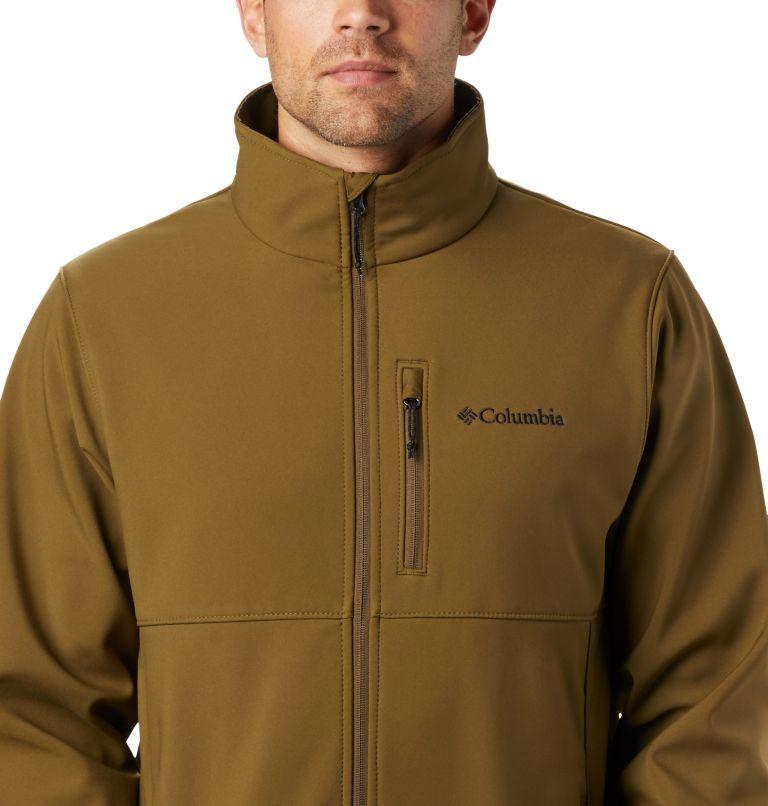 Ascender™ Softshell Jacket   327   1X Men's Ascender™ Softshell Jacket - Big, New Olive, a1