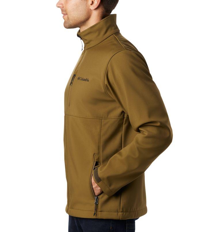 Ascender™ Softshell Jacket   327   1X Men's Ascender™ Softshell Jacket - Big, New Olive, a2