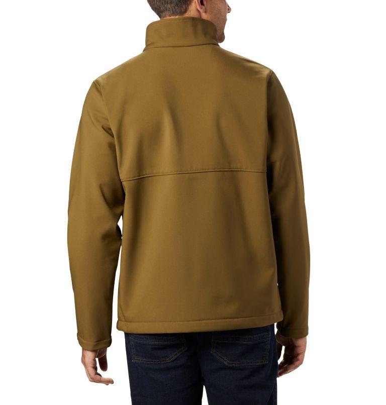 Ascender™ Softshell Jacket   327   1X Men's Ascender™ Softshell Jacket - Big, New Olive, back