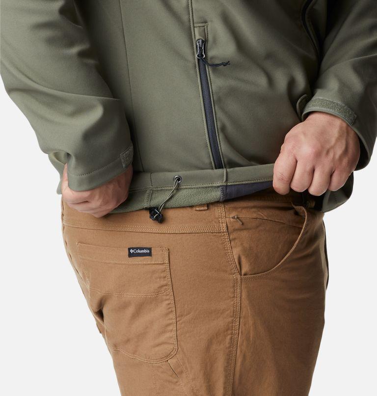 Men's Ascender™ Softshell Jacket - Big Men's Ascender™ Softshell Jacket - Big, a4