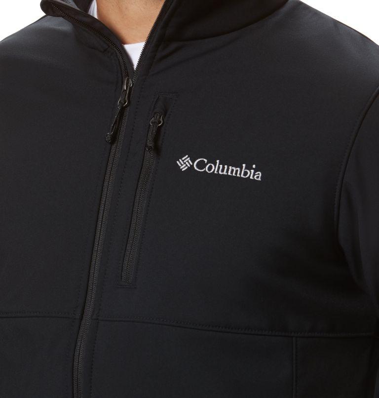 Ascender™ Softshell Jacket | 010 | 5XT Men's Ascender™ Softshell Jacket - Tall, Black, a1