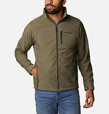 Men's Ascender™ Softshell Jacket - Tall Ascender™ Softshell Jacket | 397 | 4XT, Stone Green, front
