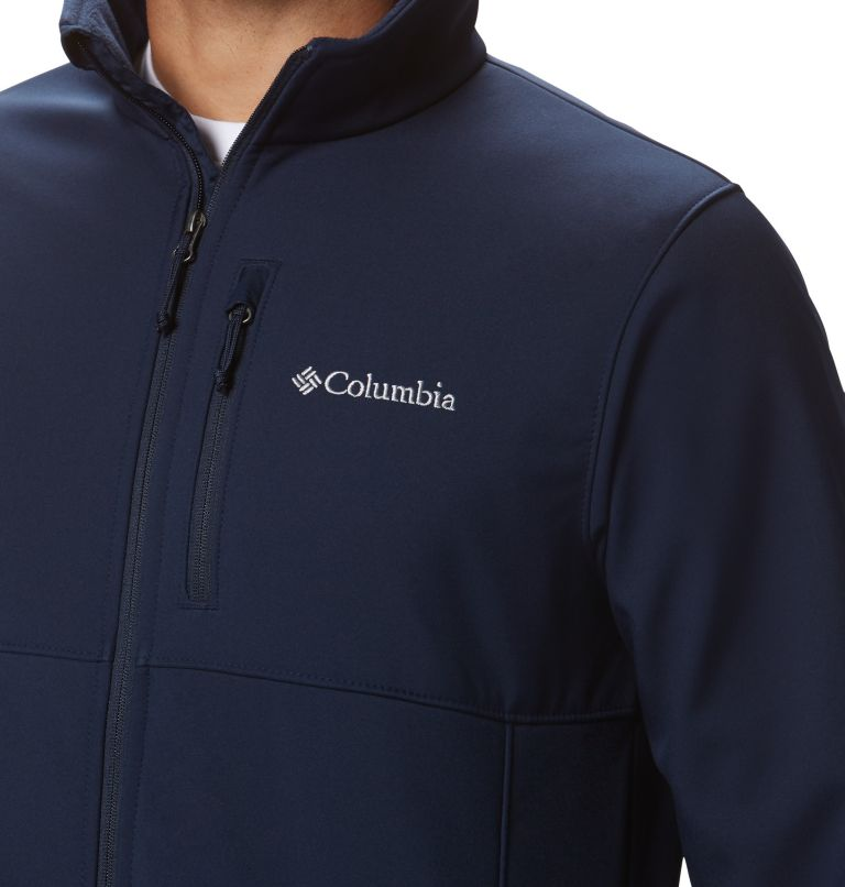 Ascender™ Softshell Jacket | 464 | XLT Coquille souple Ascender™ pour homme – Grande taille, Collegiate Navy, a1