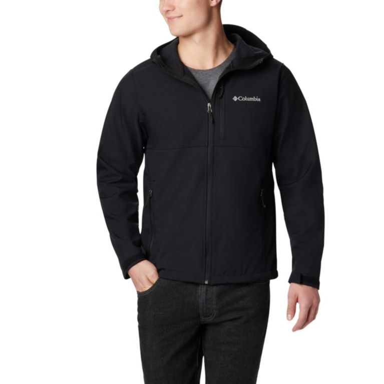 Columbia Men/'s Ascender Softshell Full Zip Water Resistant Jacket Pick Size