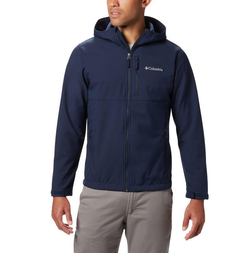 Men's Ascender™ Hooded Softshell Jacket Men's Ascender™ Hooded Softshell Jacket, front