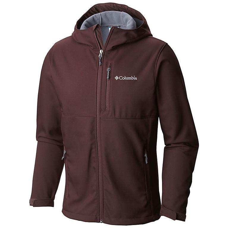 Men's Ascender™ Hooded Softshell Jacket Big