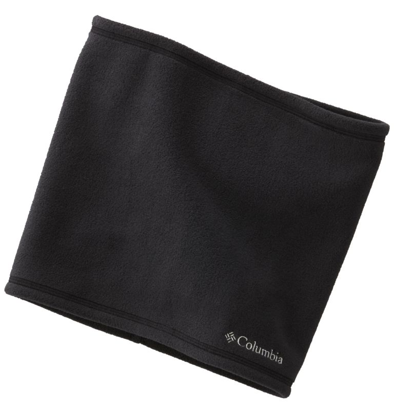 Fast Trek™ Neck Gaiter | 010 | O/S Fast Trek™ Fleece Neck Gaiter, Black, front