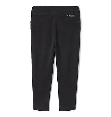 Girls' Toddler Glacial™ Fleece Leggings Glacial™ Legging | 671 | 3T, Black, back