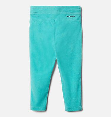 Girls' Toddler Glacial™ Fleece Leggings Glacial™ Legging | 671 | 3T, Dolphin, back