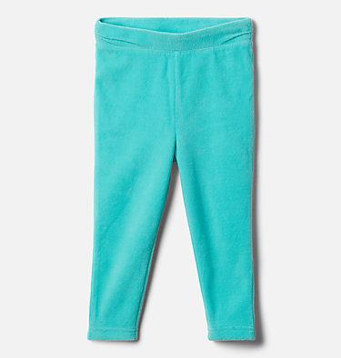 Girls' Toddler Glacial™ Fleece Leggings Glacial™ Legging | 671 | 3T, Dolphin, front