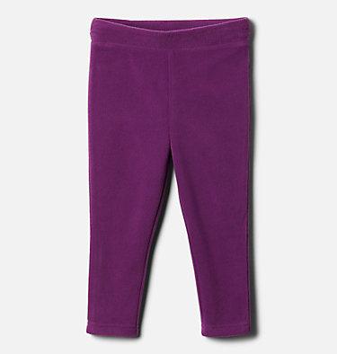 Girls' Toddler Glacial™ Fleece Leggings Glacial™ Legging | 671 | 3T, Plum, front
