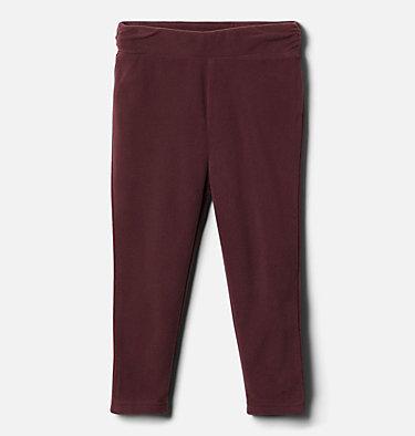 Girls' Toddler Glacial™ Fleece Leggings Glacial™ Legging | 671 | 3T, Malbec, front