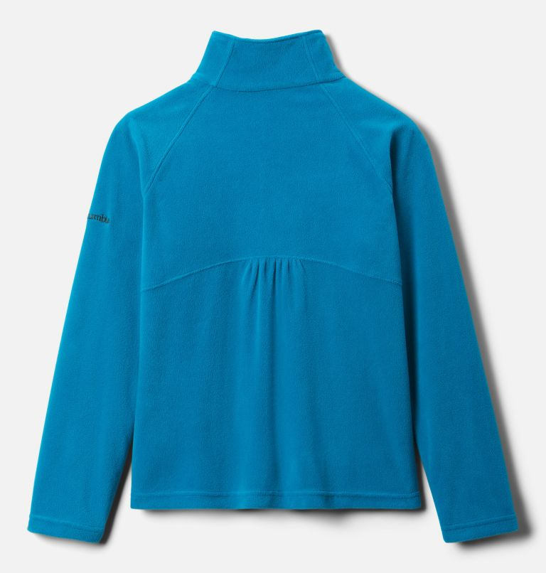 Girls' Glacial™ Fleece 1/4 Zip Pullover Girls' Glacial™ Fleece 1/4 Zip Pullover, back